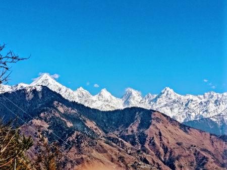 Winter tales from Munsyari