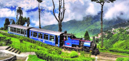 If You Are A traveler, It's Totally Shameful If You Haven't Traveled By These Toy Trains.