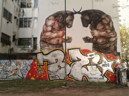 The Politics of Buenos Aires' Street Art