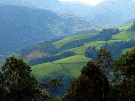 Land of a Thousand Hills, Rwanda