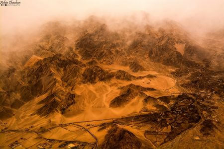 Heaven in the barren: Leh(A Photographic Journey)