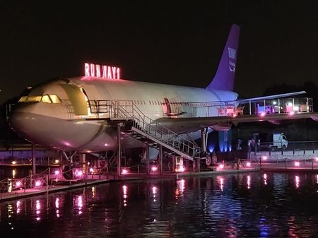 Runway1- Airplane Themed Restaurant just parked itself in Rohini