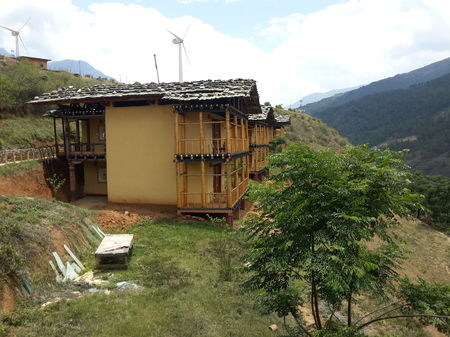 Wangdue Eco Lodge -Bhutan