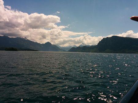 Swiss mountain villages
