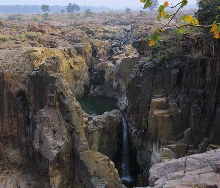 Precious stones in Ken, Madhya Pradesh