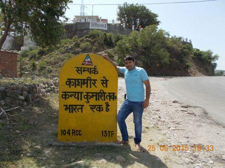 Sacred trip to Vaishno Devi