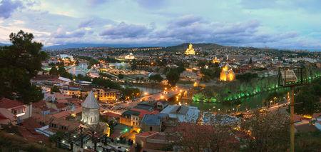 Enjoyed the spring at Tbilisi