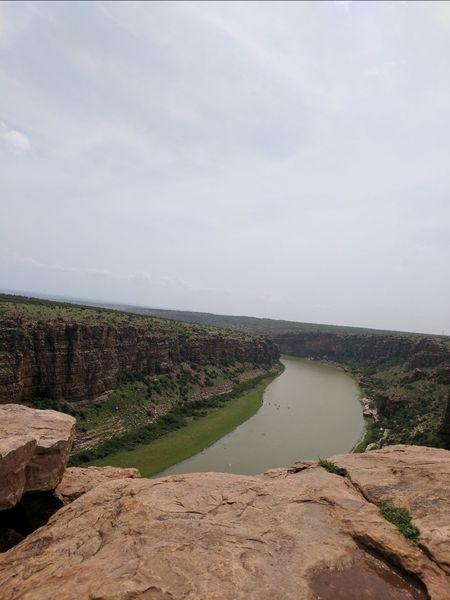 Exploring Gandikota - The Grand Canyon of India