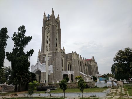 Visiting the 2nd largest Christian Diocese in the world & more - Medak