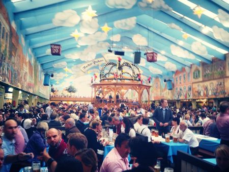 Munich, Germany - Oktoberfest