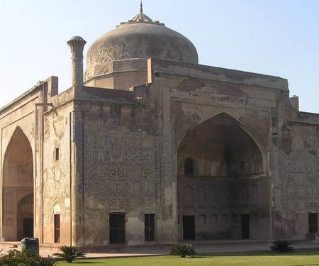 Beyond the Taj in Agra