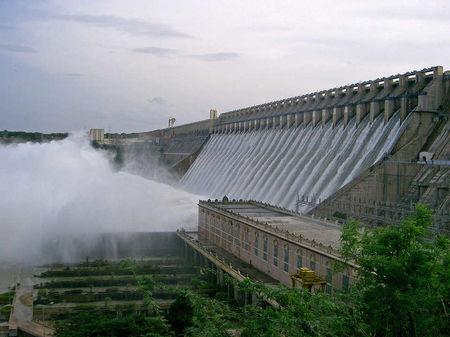 Photos of Nagarjuna Sagar Dam, India 1/1 by Saurav Mishra