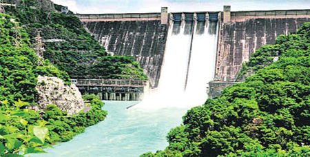 Photos of Bhakhra Dam, Jangal Mehduda Bhakhra, Himachal Pradesh, India 1/1 by Saurav Mishra