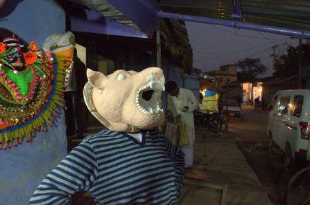 Rural Bengal Closely