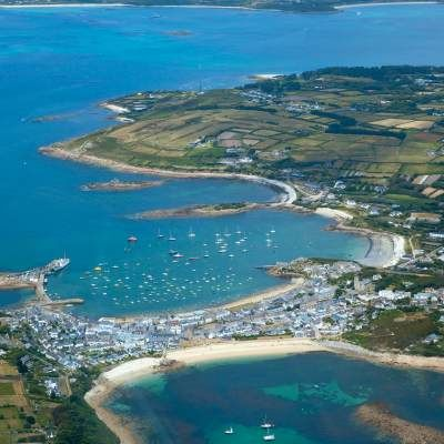 Escaping to the Scilly Islands