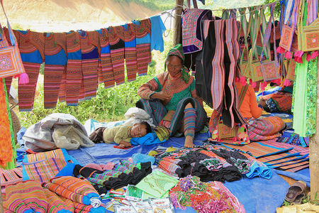 Sapa Mountainous Trekking & Bac Ha Ethnic Market