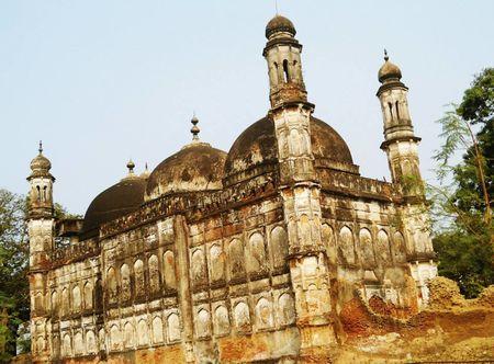 Historical hotness : Murshidabad