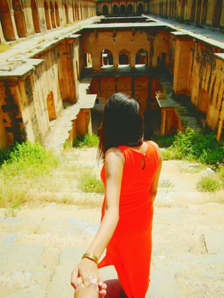#FollowMeTo One Of The Lesser Known Places In India: Baori in Neemrana