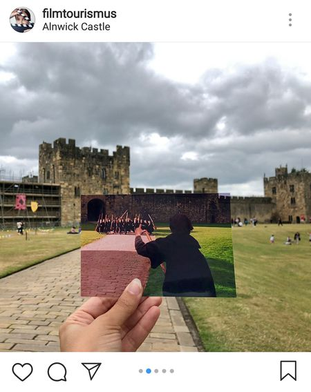 This Photographer Is Tracking Down Real-Life Movie Destinations And The Results Are Astounding!