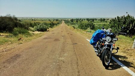 Tour de Hind – A Solo Motorcycle Journey! Day 3