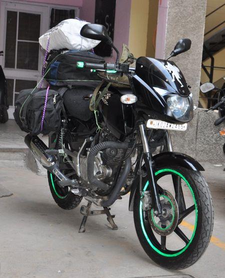 A Ride To Ladakh!