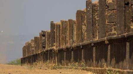 Trek to the Raigad Fort