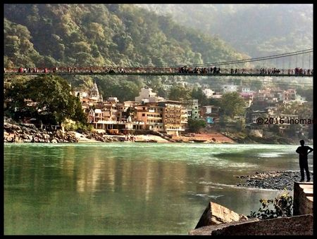 Haridwar and Rishikesh India: Another perspective
