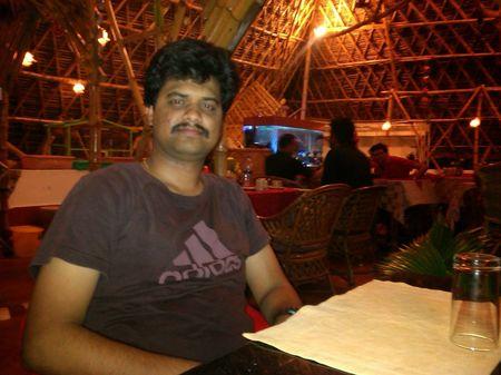 Pondi and thiruvanamali