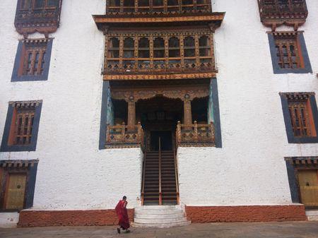 Independent travel in Bhutan