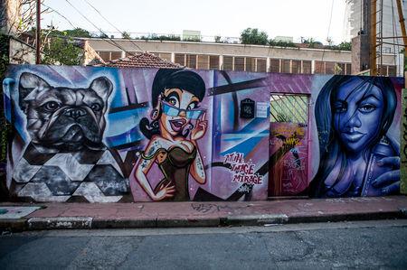 Sao Paulo, Brazil and the beginning
