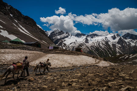 Amarnath yatra: Trek on a pilgrimage