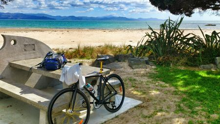 Coromandel cycling