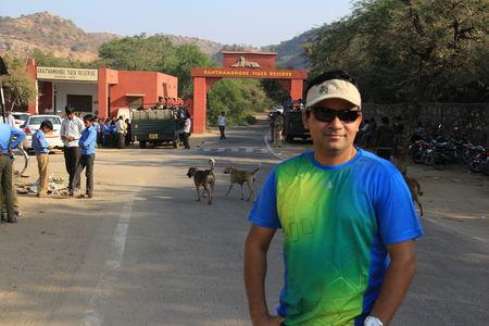 Ranthambhore - The land of the Tiger