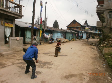 An Amateur's Trek To Sandakphu, The Himalayas