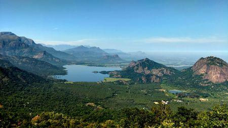 A bike ride through the beauty of south : Palakkad-Madurai-Dhanushkodi-Trivandram-Kattapana-Munnar