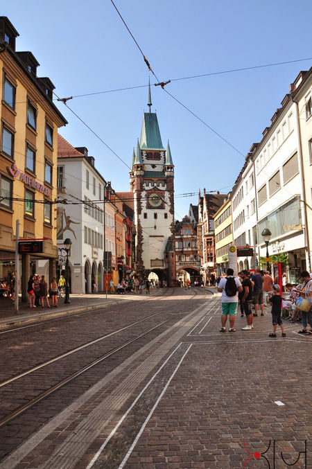 Freiburg Travel Guide Tourism Weather How to Reach Route Map
