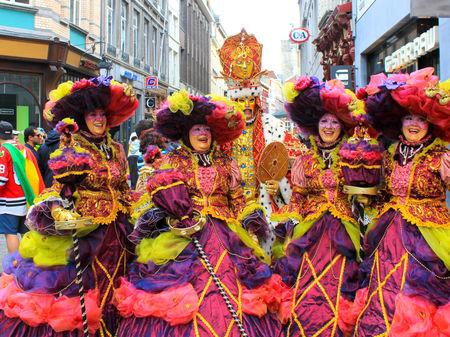 Carnival at Maastricht