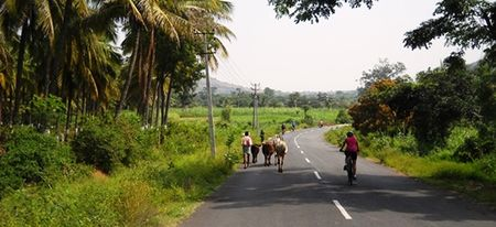 Bangalore to Goa Bicycle Tour