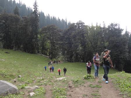 5 Days from Hampta Pass
