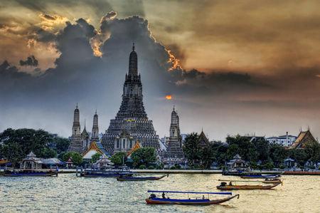 Weekend Getaways : Whirlwind Bangkok