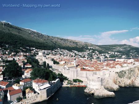 2 Days in the Adriatic wonderland - Dubrovnik ,Croatia