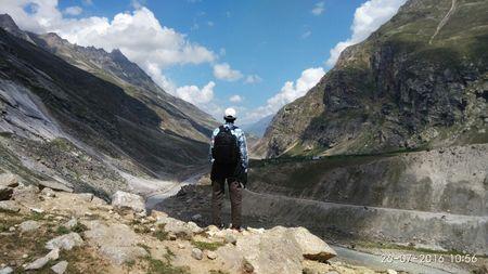 Hampta Pass - Chandra Taal - The trek of varying terrains!!