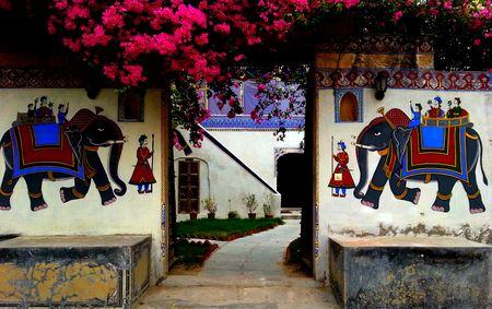 Ramgarh's Painted Folktale
