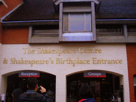 A Shakespearean experience – Stratford upon Avon