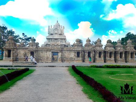 Kanchipuram :Place of God & Temples.