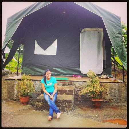 Camp Temgarh – A Luxury Camp near Pune