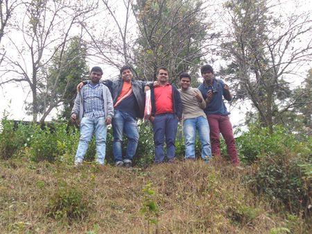 Making of Memories, in Nainital, Kausani and Mussoorie