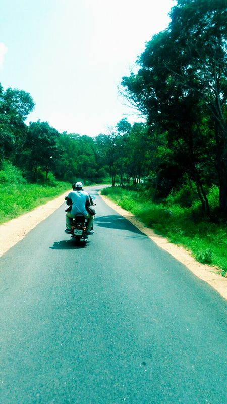 A short love affair with the road : B R Hills
