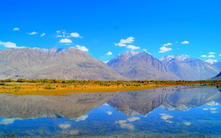 Nubra Valley: Turgidity of Ladakh's landscape!