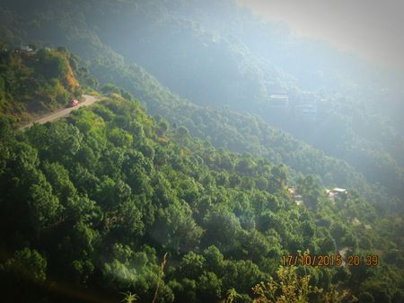 Kasauli - The traveller's Paradise